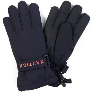 Nylon Glove - True Black | Nautica