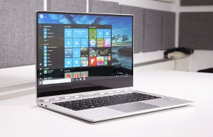 $892.49Lenovo Yoga 910 Platinum Silver(i7-7500U, 256GB PCIe SSD)