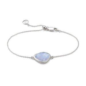 Siren Nugget Bracelet | Monica Vinader