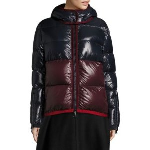 Cotinus Puffer Jacket