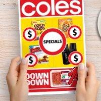 Coles 本周最新打折图表(1月17日--1月23日)