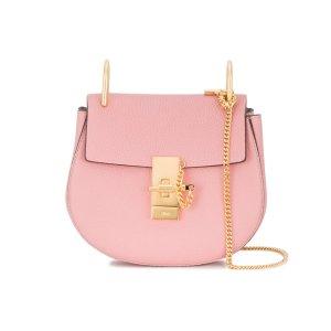 pink Mini Drew bag