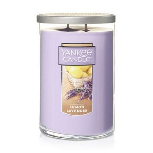 Lemon Lavender Large 2-Wick Tumbler Candles - Yankee Candle