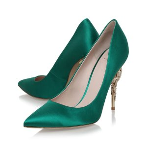 Ralph & Russo Baroque Court Shoes 120