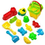 GoToys Beach sand toy set