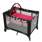 Graco Pack 'n Play Playard with Automatic Folding Feet, Azalea