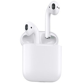 $319.94 + $50 Prepaid Card for twoApple AirPods with Remote and Mic
