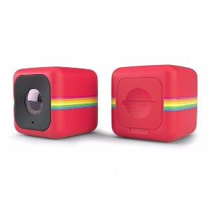 $59 (Orig $129.35)Polaroid Cube HD 1080p Lifestyle Action Video Camera (Red)