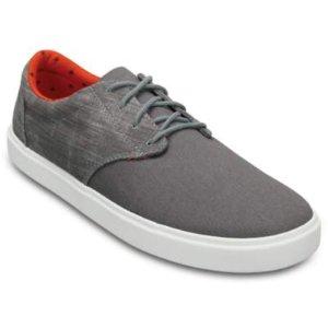 Men's CitiLane: Lace-Up Canvas Sneakers - Crocs