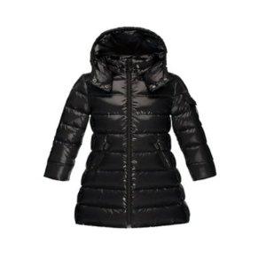 Toddler's & Little Girl's Moka Long Puffer Coat