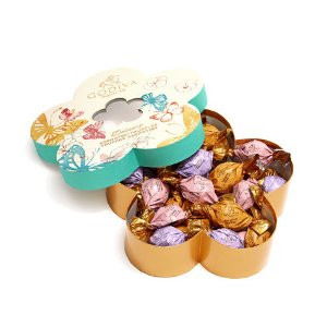 Chocolate Flower Gift Box, Individually Wrapped, 32 pc.   GODIVA