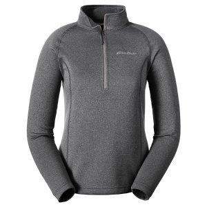Women's High Route Fleece Pullover   Eddie Bauer