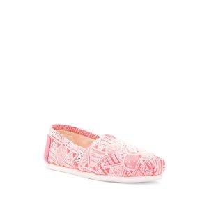 TOMS | Classic Jacquard Slip-On Shoe | HauteLook