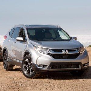 舒适宽敞 好开好养2017款 Honda CR-V 紧凑型SUV