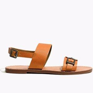 The Boardwalk Buckle Sandal :