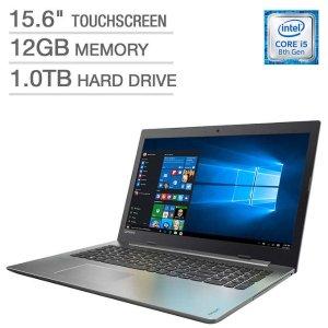 $449Lenovo Ideapad 320 15 touch (i5-8250U, 12GB, 1TB)