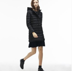 $261.99($525)Lacoste Women's Cinch Waist Padded Coat