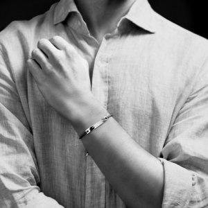 Havana Men's Friendship Bracelet | Monica Vinader