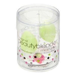 Beauty Blender Mini Makeup Sponge, Green (Pack of 2)