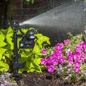 $48.32 ( Orig $79.99 ) Lowest priceOrbit 62100 Yard Enforcer Motion Activated Sprinkler