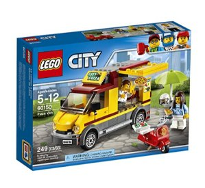 Lowest price! $15.99LEGO City Great Vehicles Pizza Van 60150 Building Kit