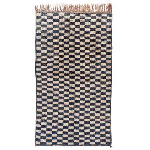 Casablanca Moroccan Wool Rug - 5'1