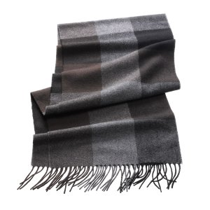 Cashmere Scarf- Block Patterned - All Accessories   Jos A Bank