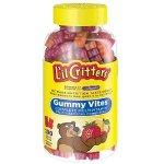 L'il Critters 小熊儿童果味维生素软糖 190颗