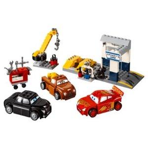 Smokey's Garage | LEGO Shop