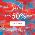 End of Season Sale @ Ted Baker