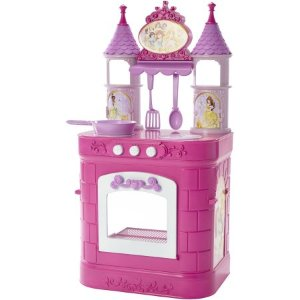 $24.97Disney迪斯尼公主魔术玩具厨房
