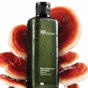$27with $50 Origins Mega-Mushroom Skin Relief Soothing Treatment Lotion @ B-Glowing