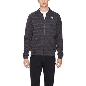 New Balance Men's NB Dry Novelty Tech Fleece Bomber Jacket