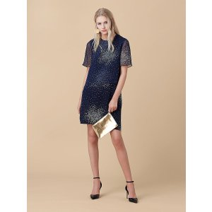 Two Tiered Dress | Landing Pages by DVF
