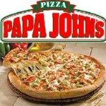 Papa John's 正价披萨优惠