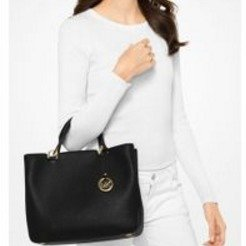 $165.6MICHAEL Michael Kors Anabelle Leather Tote
