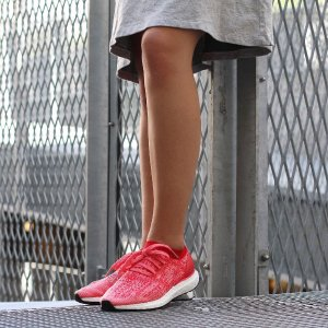 adidas ULTRABOOST Uncaged Shoes Kids' Red