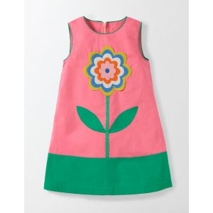 Fun Woven Dress 33518 Dresses at Boden