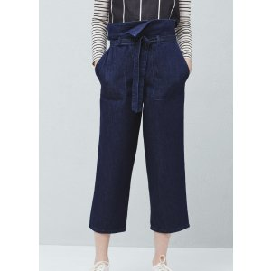 Panama crop jeans - Women | OUTLET USA
