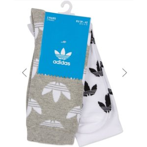 Thin Crew Socks Multipack by Adidas Originals