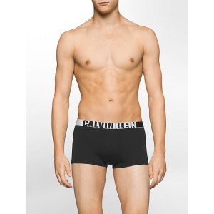 ck id graphic micro low rise trunk | Calvin Klein