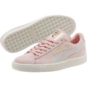 Suede Classic Shine Women's Sneakers