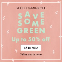 Up to 50% OffNew Styles Added to Sale @ Rebecca Minkoff