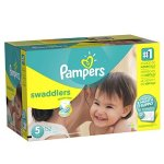 Pampers Swaddlers Diapers Size 5, 152 Count