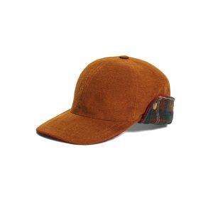 Men's Pendleton® Baseball Cap with Ear Flaps