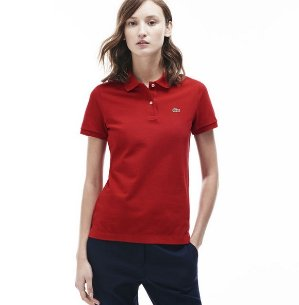 $61.99($89.50)Lacoste Women's Classic Fit Piqué Polo Shirt