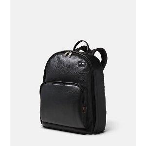 Mason Leather Backpack - JackSpade
