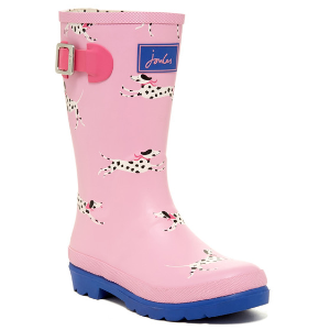 Joules | Bon Bon Dalmation Welly Rainboot (Little Kid & Big Kid) | Nordstrom Rack