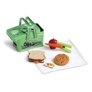 Kit's School Lunch