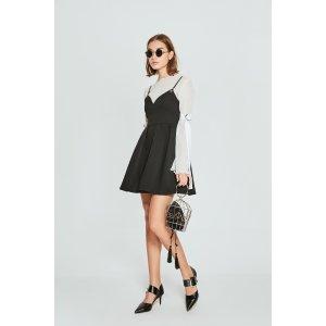Sweetheart Cami Slip Mini Dress DR1470